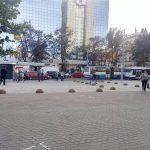 A început lupta cu parcarea ilegală în centrul Chişinăului