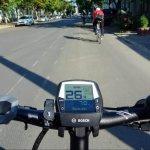 Bicicleta electrică, primele impresii