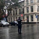 Poliția nu trebuie să fluidizeze traficul