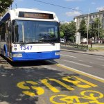 Noi benzi dedicate în Chișinău. Colapsul rutier n-a avut loc